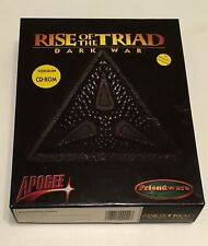 RISE OF THE TRIAD DARK WARS - PC Spanish CDROM - FriendWare -  APOGEE 1995