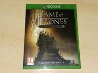 Game of Thrones Telltale Games Series Xbox One **FREE UK POSTAGE**