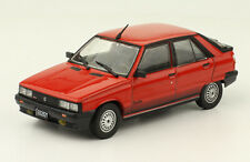 Renault 11 Turbo 1986 Rare Argentina Diecast Car Scale 1:43 New With Magazine