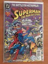 THE BATTLE FOR METROPOLIS #34 SUPERMAN 1994 Comic Book