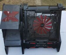 Aerocool Strike-X Air Open Frame PC Case, E-ATX 0.7mm, USB 3.0, 20cm Red LED Fan