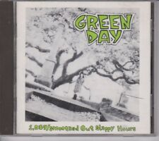 GREEN DAY -  1039/Smoothed Out Slappy Hours USA CD 1990