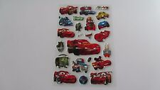 Large McQueen Stickers - for Kids Birthday Party Goodies Bags