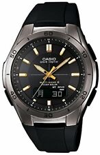 Casio WAVE CEPTOR WVA-M640B-1A2JF World 6stations Corresponding  From Japan