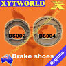 FRONT REAR Brake Shoes for HONDA CT 110 X 2005 2006 2007 2008 2009