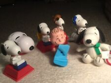 McDonald's Happy Meal Snoopy Toys