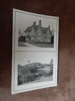 Early postcard - Romanoff Lodge - Tunbridge Wells Common - Kent