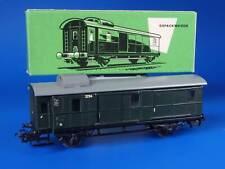 MARKLIN H0 - 4003 / 3294 - DB Luggage Guard's Van (37)/ BOX