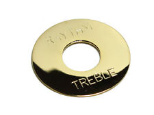 Toggle Switch Ring Plate Gold plated Brass for Gibson Les Paul