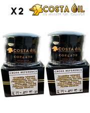 COF4670 BETTER THAN Mobil 1 M1-204 (2 PACK) Ext Performance Oil Filter Free Ship