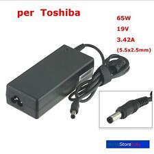 TOSHIBA SATELLITE PRO l850-11v NOTEBOOK COMPATIBILE Adattatore Caricabatterie
