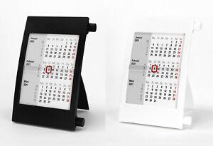 2020-2021 Desktop-Kalender Stand Flip Monat zum Anzeigen f/ür Office Table Planner Datum Notepad Lehrerfamilie Yunhigh-uk NEU 2021 Tischkalender