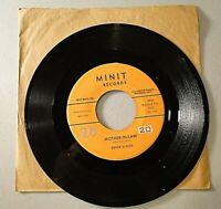 ERNIE K-DOE: Mother-in-law / Wanted, $10,000 Reward Vinyl Minit 623 45 Rock  VG+