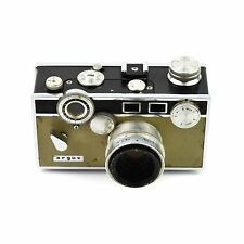 """Argus C3 Matchmatic, """"The Brick"""" Camera with 50mm f/3.5 Lens c.1939-57"""