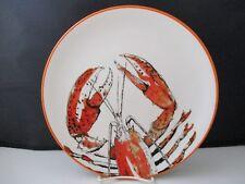 "WILLIAM SONOMA SEAFOOD BOIL DINNER PLATE - (B)  11 1/8"" -1212C"
