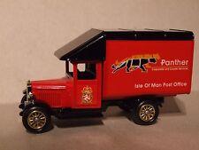 Isle of Man Post office Morris van Lledo promotional model