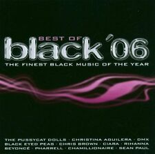 Best of Black' 06-the Finest Black Music of the year rihanna, Beyonce,... [2 CD]