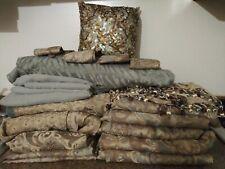 King Size 19 Piece Bedding Set - Gorgeous set
