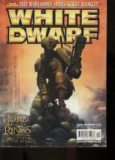 December White Dwarf Game & Puzzle Magazines