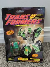 G2 Transformers Onslaught or Jazz Green Missile