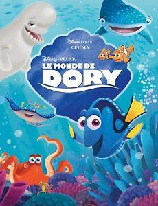 Le Monde de Dory - DISNEY Cinéma | Album illustré pour enfants