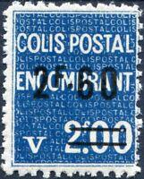 FRANCE COLIS POSTAUX N° 126 NEUF**