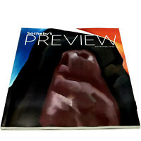 SOTHEBY'S PREVIEW Dec 2008 Auction Magazine IMPRESSIONIST & MODERN ART Sculpture