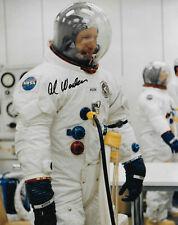 NASA Astronaut Al Worden Autograph