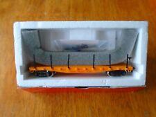 Rivarossi Ho Scale Flat Car Union Pacific New