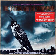 33t B.O.F. The Falcon and The Snowman (feat. D. Bowie and Pat Metheny) (LP)