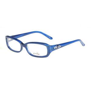 Eyeglass Frames-Oakley Cassette OX1069-0552 Blue Horn 52mm Glasses Eyewear Frame