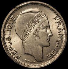 1947-B France 10 Francs Small Head Coin Gad-811 - PCGS MS 64 - KM# 908.2