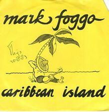 7inch MARK FOGGOcaribbean islandHOLLAND 1983 EX+/WOC  (S1829)