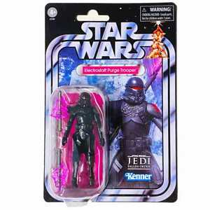 Star Wars The Vintage Collection #VC195 Electrostaff Purge Trooper IN STOCK
