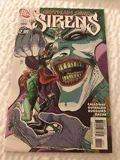 Gotham City Sirens 20 (2011) DC Harley Quinn Ivy Catwoman Joker Guillem March NM