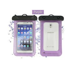 Underwater Swim Pouch Dry Bag Case Cover For iPhone Cell Phone Mobile Waterproof