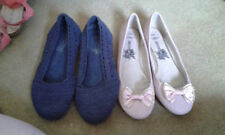 New Look Casual Textile Ballerinas for Women