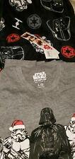 Star Wars Darth Vader Mens Christmas Pajama Set SIZE LARGE