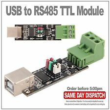 USB to RS485 TTL Serial Converter Adapter FTDI interface FT232RL Module