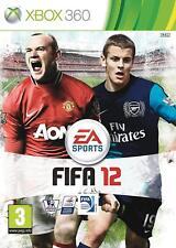 FIFA 12 para Microsoft Xbox 360 se suministra en caja original