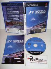 F1 FORMULA ONE 2002 per SONY PS2 PLAYSTATION ITALIANO