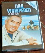 Dog Whisperer with Cesar Millan (DVD, 2006, Full Screen) 5 Episodes!