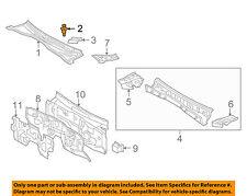 TOYOTA OEM Front Bumper-Side Support Clip 9046706133C0