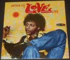 ARTHUR LEE & LOVE complete forever changes live USA 2-LP new sealed BONUS TRACKS