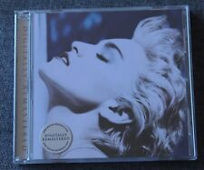 Madonna, true blue, CD + bonus