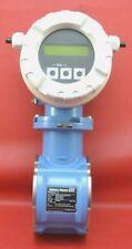 ENDRESS+HAUSER PROMAG 10 D Flow Meter & Transmitter 10D50-3LGA1AA0A4AA+