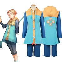 The Seven Deadly Sins King Outfit Tops + Pants Uniform Suit Cosplay Costume
