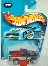 Hot Wheels 2003 # 212 Surf Patrol (Chevy S10) blue excellent card
