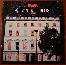 """The Stranglers – All Day And All Of The Night 12"""" – VICE QT1 – Ex"""
