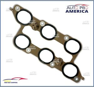 NEW 2008-2016 for Chevrolet GMC Buick 3.6L LOWER INTAKE MANIFOLD GASKET 12673300